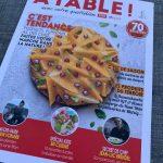 Magazine A Table article restaurant à la Carpe