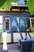 Restaurant alsacien terrasse